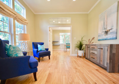 home staging sample