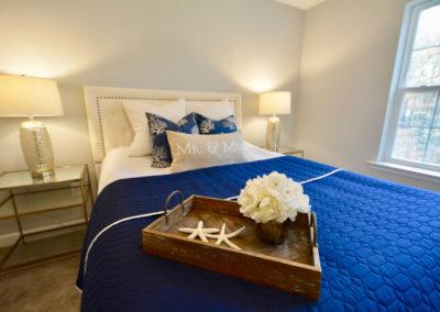 home staging sample bedroom